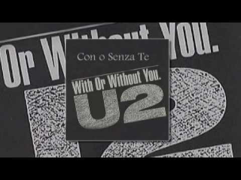 U2-With Or Without You (Con o senza te) avi