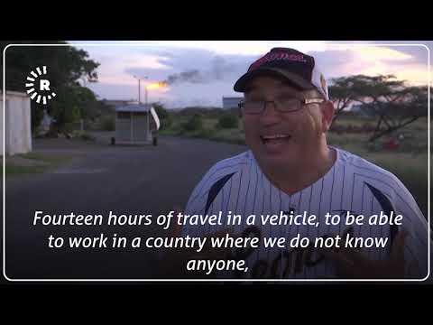 Venezuelan oil worker packs up for Kurdistan Region, better life