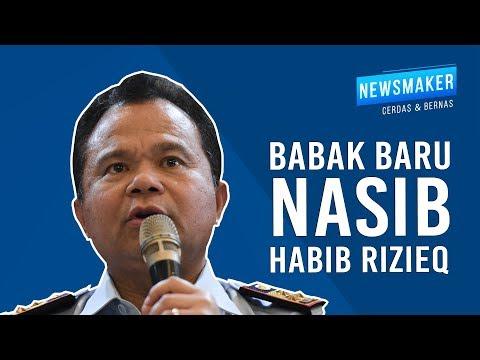 Babak Baru Nasib Habib Rizieq Youtube