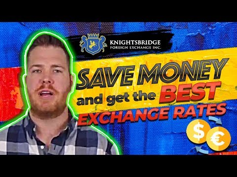 Knightsbridge FX: Save Money And Get The Best Exchange Rates