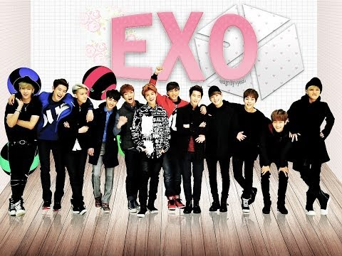 [Billboard Lover] Special Edition! Famous k-pop EXO!(all the songs)