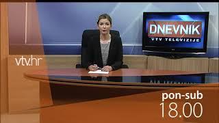 VTV Dnevnik najava 7. svibnja 2019.