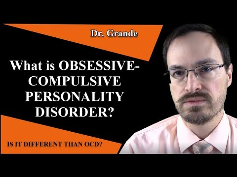 What is Obsessive-Compulsive Personality Disorder?
