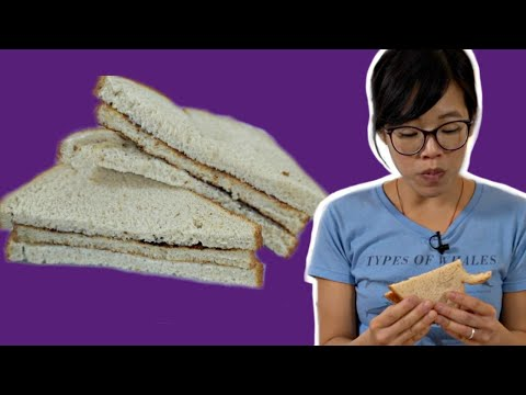 UK's Cheapest Meal? 1800s TOAST SANDWICH | Hard Times