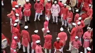 Jnana Probodhini Dhol Tasha Pathak - 2016, Part 1