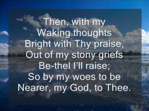 Nearer My God to Thee_Hymnal_MV