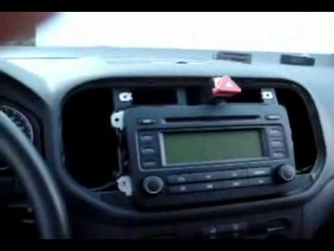 changer autoradio 2din volkswagen youtube. Black Bedroom Furniture Sets. Home Design Ideas