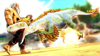 This Raptor Can Move at the Speed of Light! | ARK MEGA Modded Annunaki REBORN #6