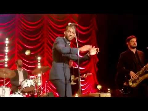 Leon Bridges - Twistin' and Groovin'  - Union Transfer - Philly - 10/17/15