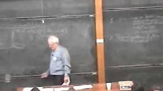 Cosmology, George Ellis | Lecture 2 Part 1