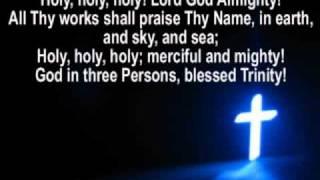 Holy Holy Holy - Hillsong United (lyrics)