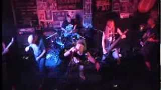 EXTREME NOISE TERROR - SHOW US YOU CARE & RELIGION IS FEAR (LIVE IN CORBY 9/11/13)