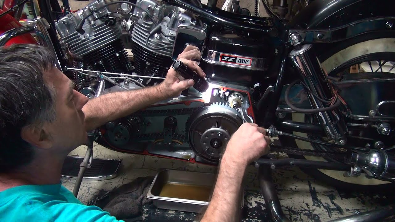 1967 74ci shovelhead #203 flh bike assembly transmission rebuild harley  craigslist tatro machine