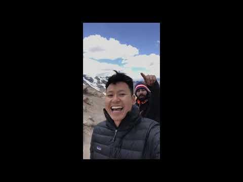 PERU AND BOLIVIA TRIP 2018