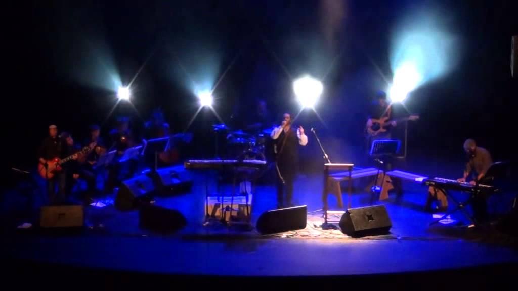עוד כמה תפילות - אהרן רזאל בהופעה חיה - Aaron Razel - live show