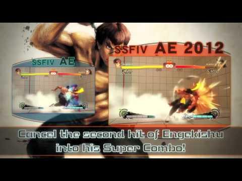 Version 2012 - Super Street Fighter IV: Arcade Edition Trailer