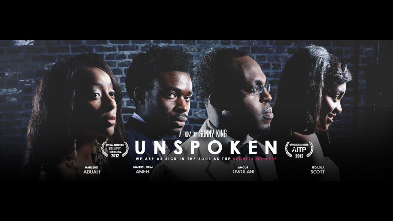 UNSPOKEN (SHORT)
