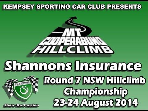 Shannon's Insurance NSW Hillclimb Championships At Mount Cooperabung Hillclimb.