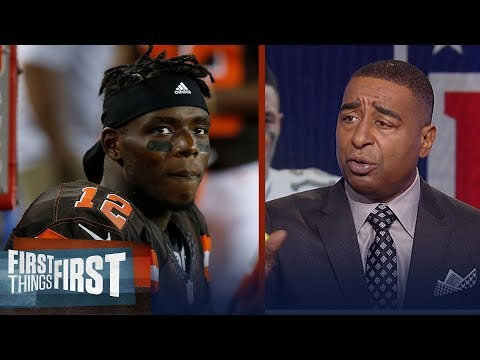 Josh Gordon admits to using substances beyond marijuana | FIRST THINGS FIRST