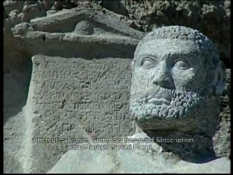 The history of ancient Kermanshah,Iran(Perasia) Part 01