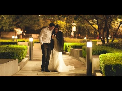 London Jewish Wedding Video. Filmed by London Wedding Videographer. Venue: The Brewery