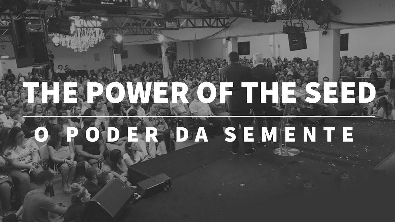 LARRY TITUS - The Power of The Seed | O Poder da Semente