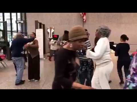 Chicago Steppin At Daley Plaza: April 3, 2018