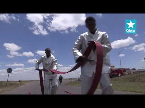 SOMALIA -AIRPORT FIRE AND RESCUE TRAINIG IN KENYA