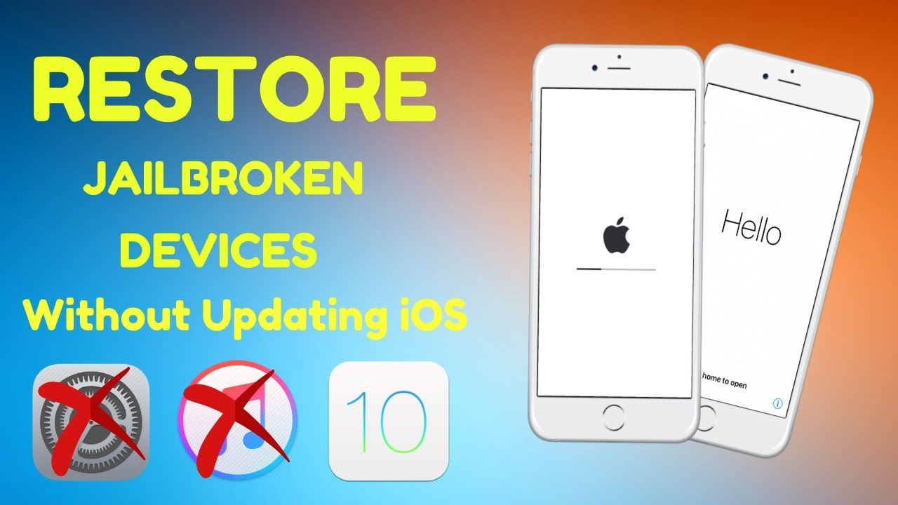 how to restore ipad 2 without updating firmware