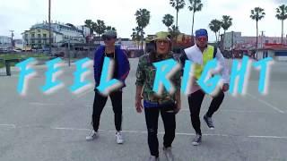 Mark Ronson 'Feel Right' ft. Mystikal | Choreography by @Melenadance