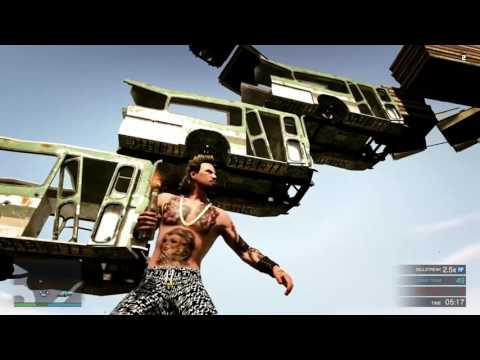 (Gta 5 online) PARKOUR TO EASY!!!