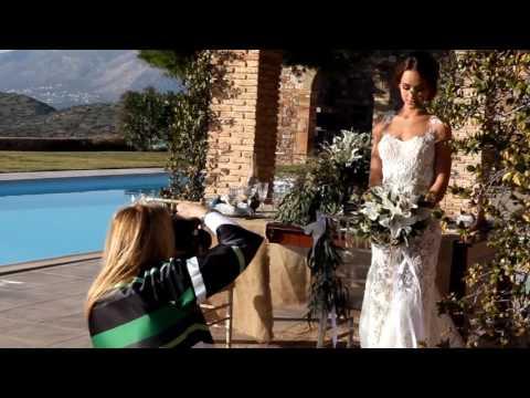 Κτημα Χατζη - The story of a magical wedding inspiration photoshooting in Athens