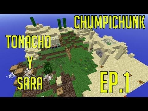 CHUPICHUNK SURVIVAL   TONACHO Y SARA   EP.1   NUEVA SERIE