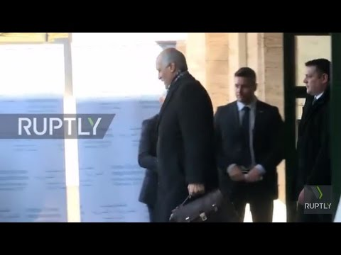 Switzerland: Jaafari leaves Syria peace talks venue after Syrian opposition arrives