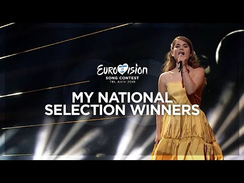 Eurovision 2019: My Winners Of National Selections