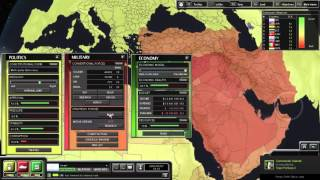 Let's Play SuperPower 2 Israel Part 1