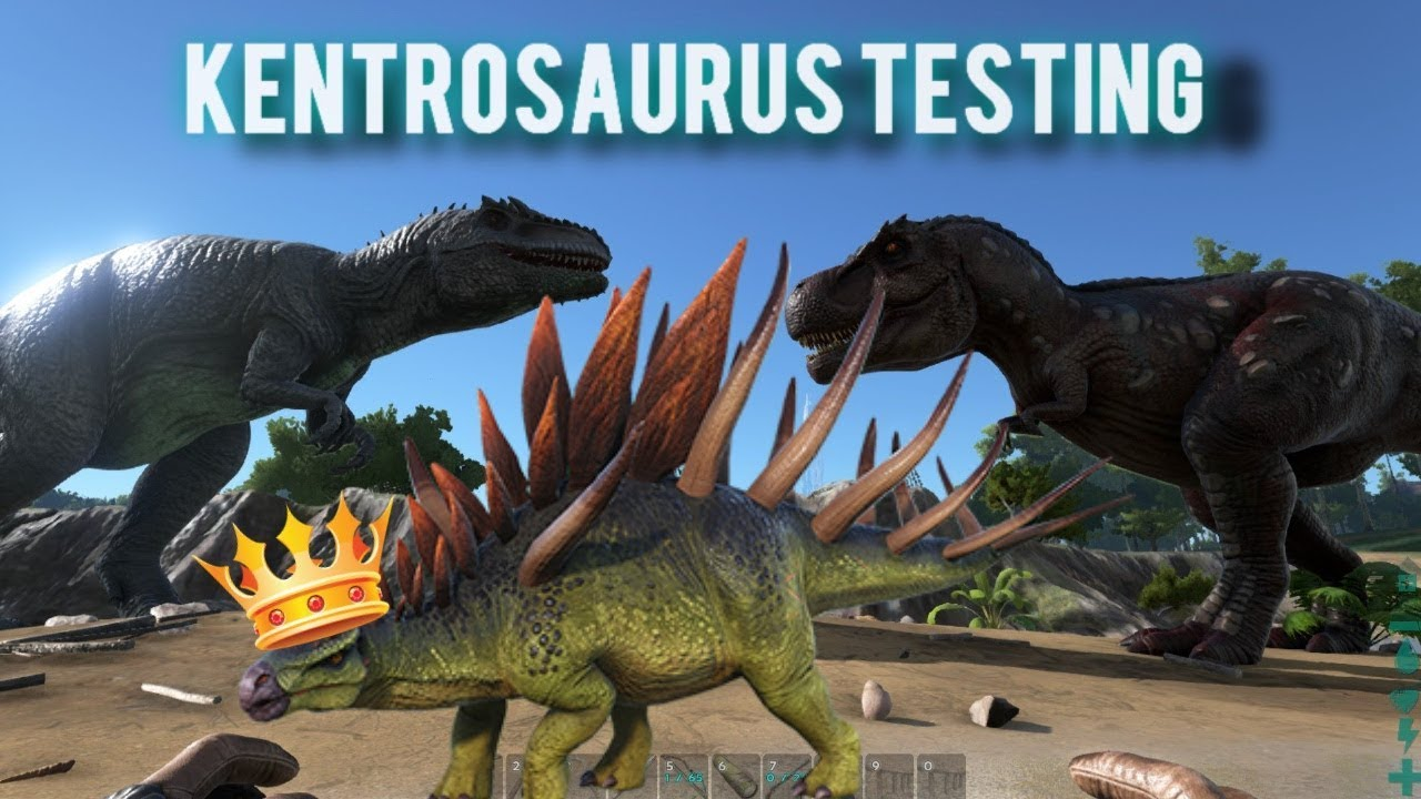 kentrosaurus ark
