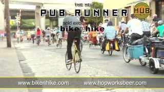 Hopworks Pub Runner from Bike N Hike