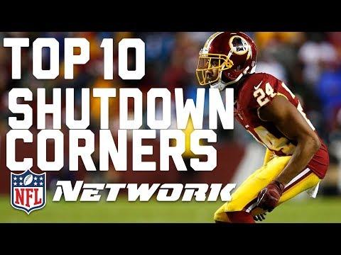 Top 10 Shutdown Cornerbacks | Good Morning Football | NFL Network