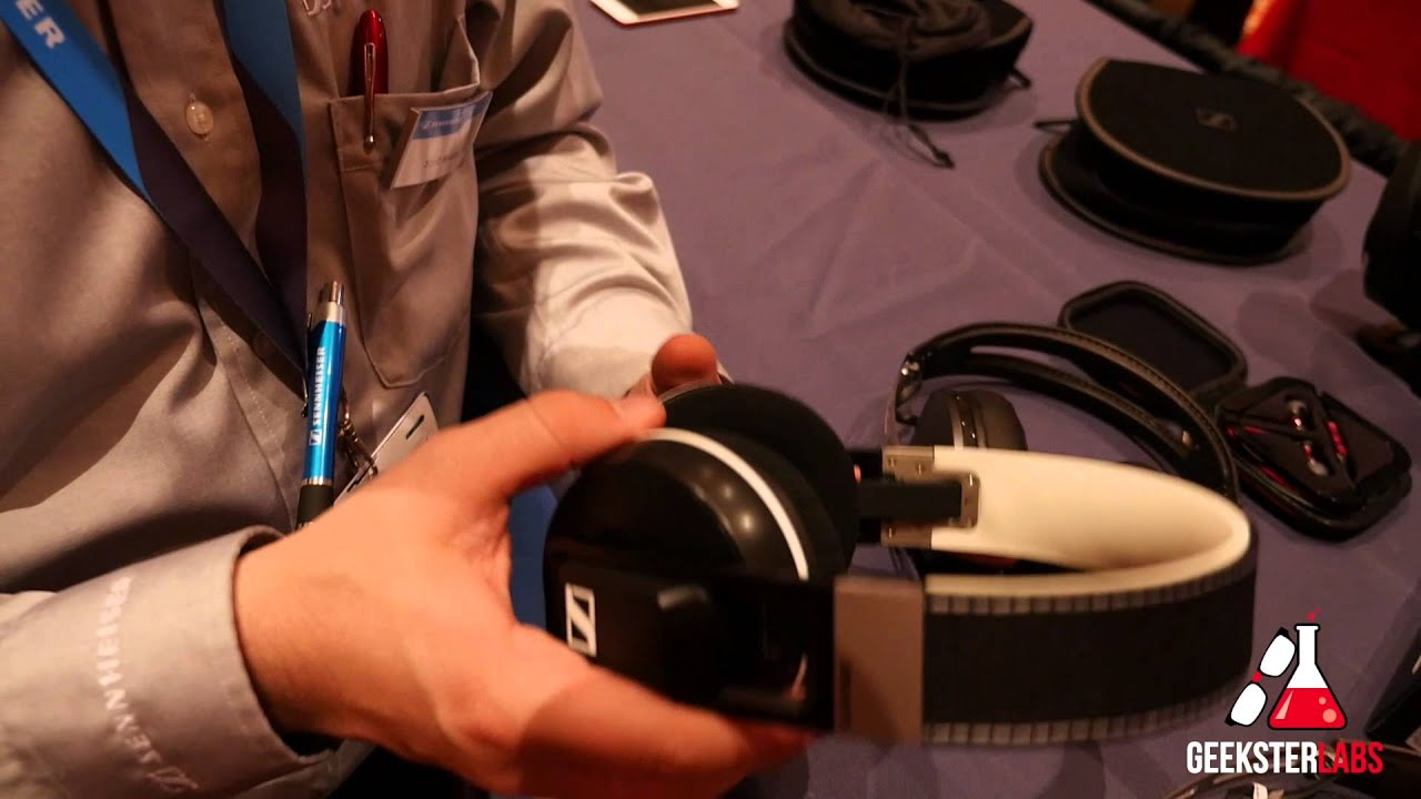 CES 2015  Sennheiser s New Momentum   Urbanite Bluetooth Noise ... d79c8b6684a5