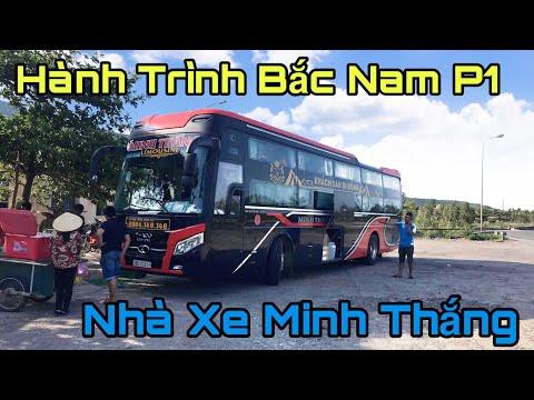 Hành Trình Bắc Nam - Cung Đường QL14 - Nhà Xe Minh Thắng