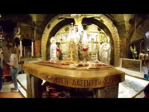 Church of Holy Sepulchre 2017