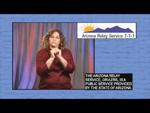 Arizona Relay Service General Information