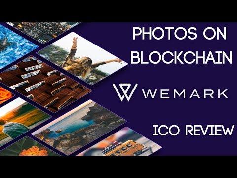 Wemark (WMK) | Photography on the Blockchain