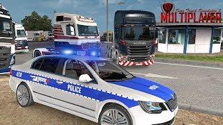 ETS2 MULTIPLAYER [SIM2] ★ #1194: Auf Tour mit der CML I Euro Truck Simulator 2