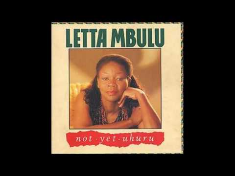 Letta Mbulu - Not Yet Uhuru