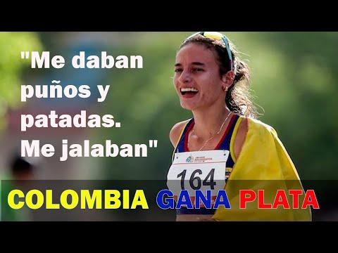 ???? Sandra Lorena Arenas, PLATA PARA COLOMBIA en 20 kilómetros de marcha / Juegos Olímpicos Tokyo 2020