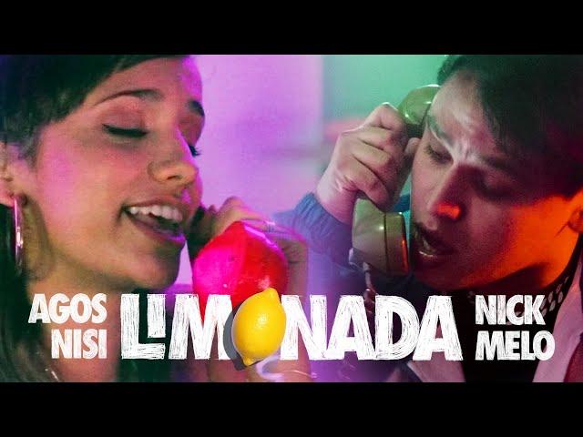 Nick Melo, Agos Nisi - LIMONADA 🍋 (Video Oficial)