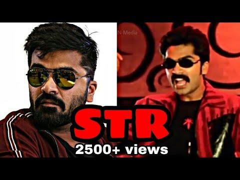STR in Vallavan Movie | Mass Dialogue Scene |