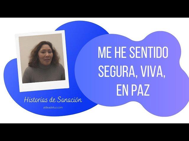 Experiencia de Zaida Vargas Mayta con La Reconexión
